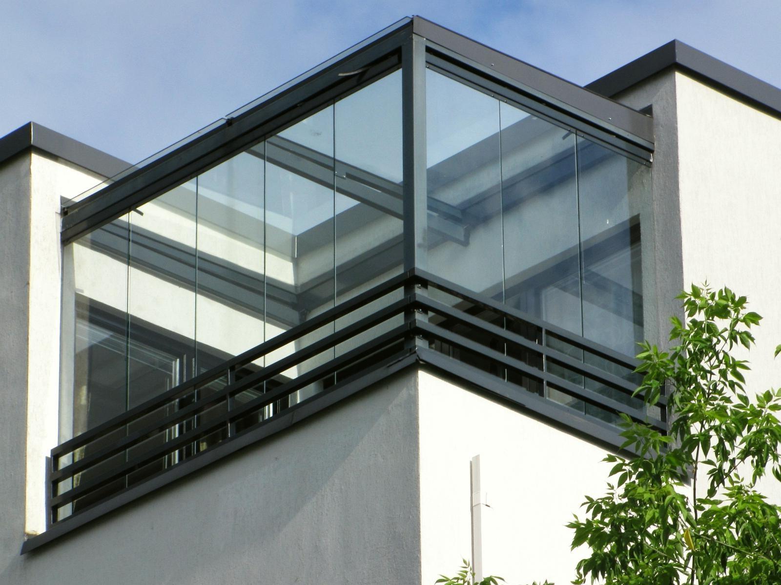 Балконы и лоджии - остекление.