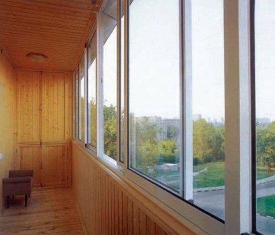 купить балконную раму